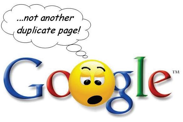Google & Duplicate Content